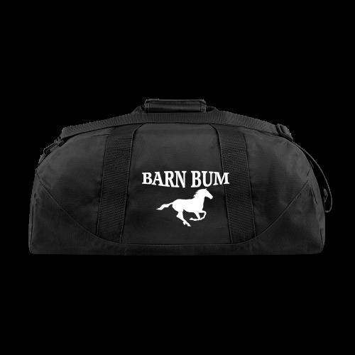 Barn bum duffel tote travel bag - Duffel Bag