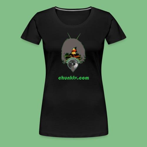 T-Shirt Model F Premium - Women's Premium T-Shirt