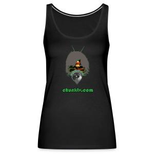 Shirt Model F Strong - Women's Premium Tank Top
