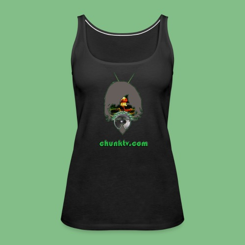 Shirt Model F Strong - Women's Premium Tank Top