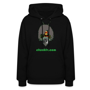 Sweatshirt Model F - Women's Hoodie