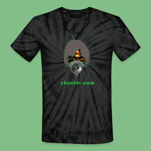 T-Shirt Model T60s - Unisex Tie Dye T-Shirt