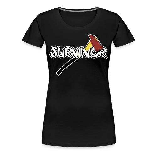 Survivor - Women's Premium T-Shirt