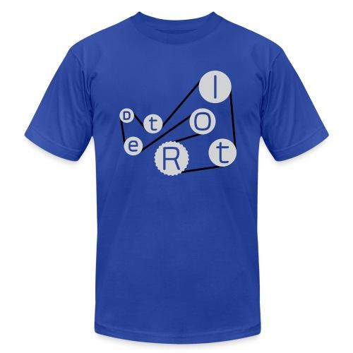 Detroit Serpentine Tee - Men's  Jersey T-Shirt
