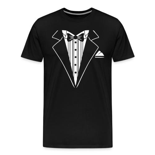 Tie2 - Men's Premium T-Shirt