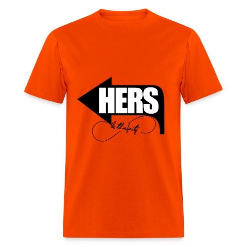 true love shirt - Men's T-Shirt