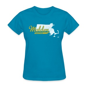 Malden MA - Women's T-Shirt