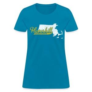 Haverhill MA - Women's T-Shirt