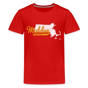 Malden MA - Kids' Premium T-Shirt