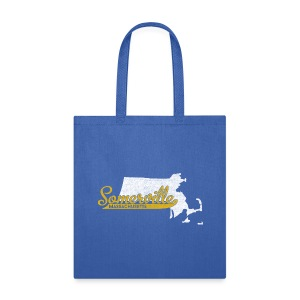 Somerville MA - Tote Bag