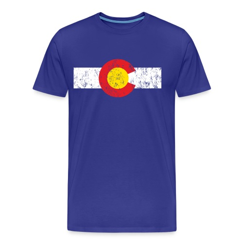 Blue Colorado - Men's Premium T-Shirt