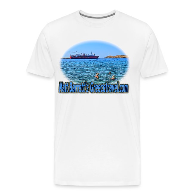 GreeceTravel Ferry Swimmers (men)
