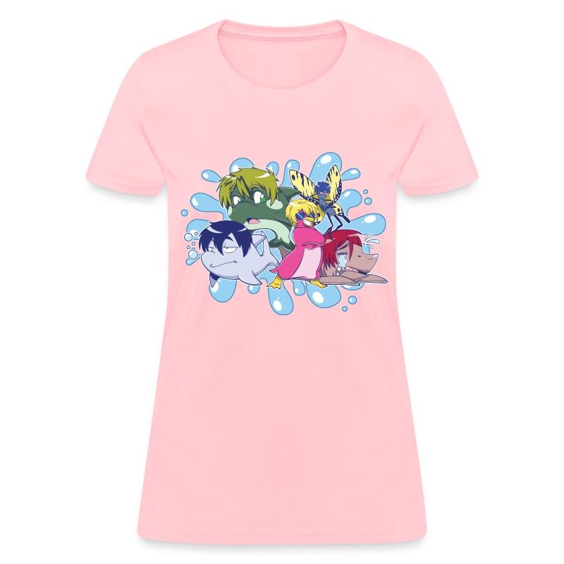 Ladies The Boys Shirt - Women's T-Shirt