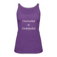 Tanks ~ Women's Premium Tank Top ~ Article 102027672