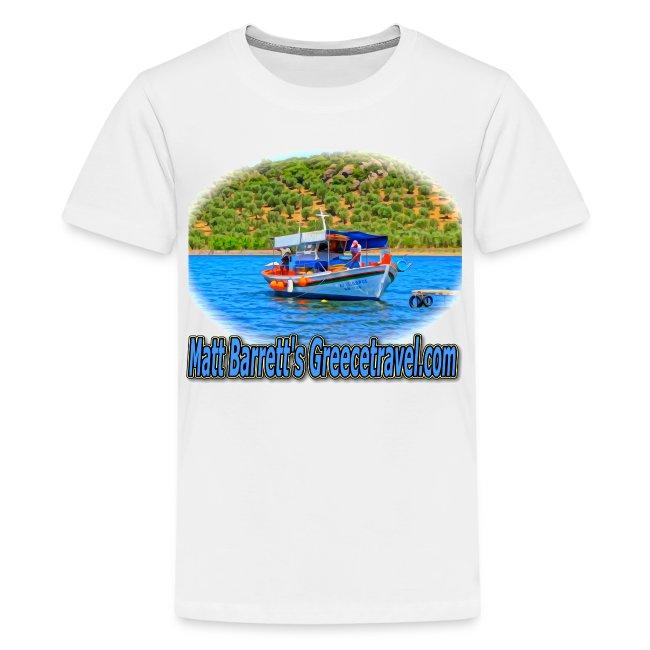 GreeceTravel Fishing Boat (kids)