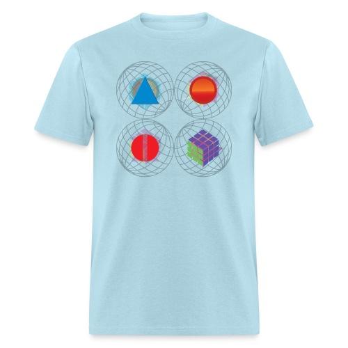 PKV NVY - Men's T-Shirt