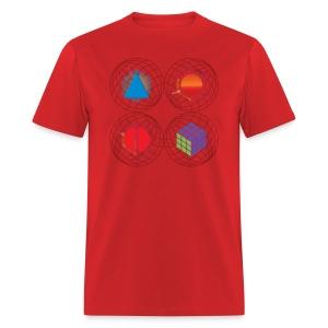 PKV RED - Men's T-Shirt