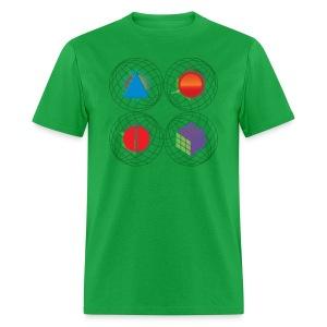 PKV GRN - Men's T-Shirt