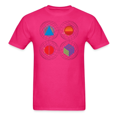 PKV PNK - Men's T-Shirt