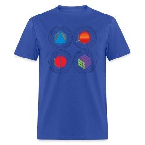 PKV RYB - Men's T-Shirt