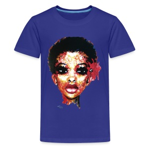 Big chop beauty - Kids' Premium T-Shirt