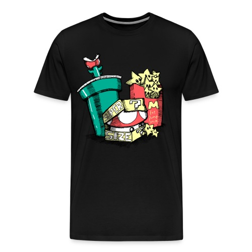 Fast Food Kingdom - Men's Premium T-Shirt