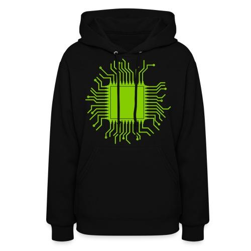 RTM Microchip Sweatshirt Women's - Women's Hoodie