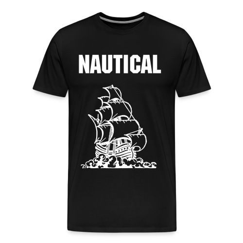 Nautical Mens Tee - Men's Premium T-Shirt