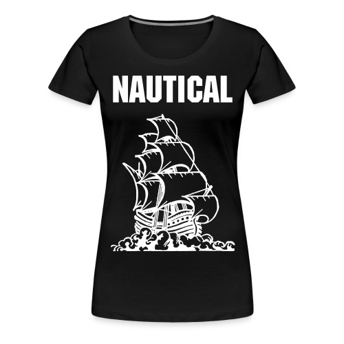 Nautical Womens Tee - Women's Premium T-Shirt