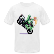 T-Shirts ~ Men's T-Shirt by American Apparel ~ Article 102030072