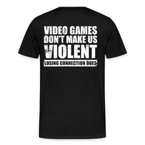 DFG Network Lag-T - Men's Premium T-Shirt