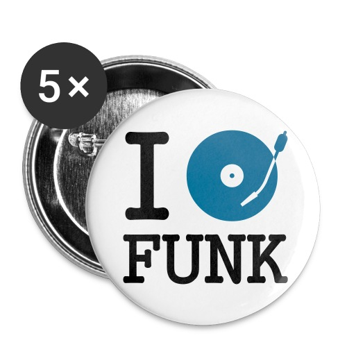 Funk Badge - Small Buttons
