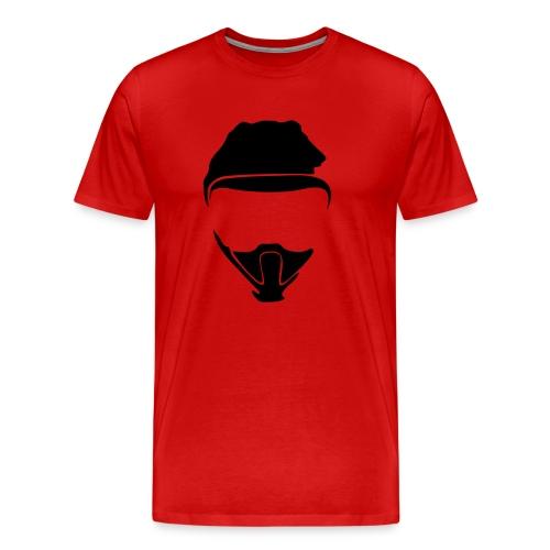 C2W Full Logo - Black - Premium Tee - Men's Premium T-Shirt