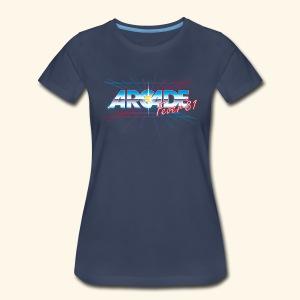 Arcade Fever 81 - Women's Premium T-Shirt