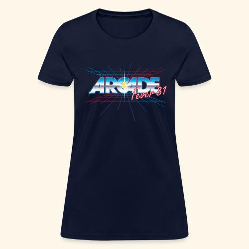 Arcade Fever 81 - Women's T-Shirt