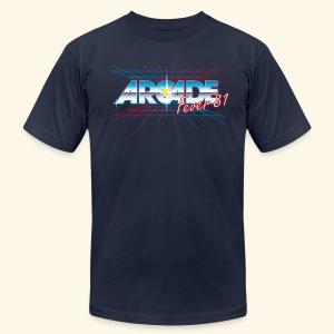 Arcade Fever 81 - Men's Fine Jersey T-Shirt