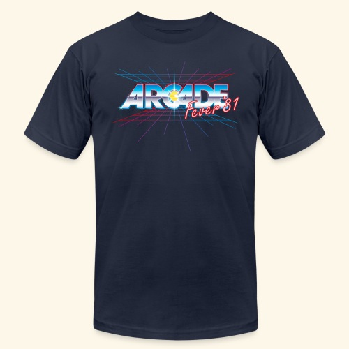 Arcade Fever 81 - Men's  Jersey T-Shirt