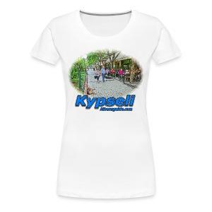 KYPSELI HAPPENING (women) - Women's Premium T-Shirt