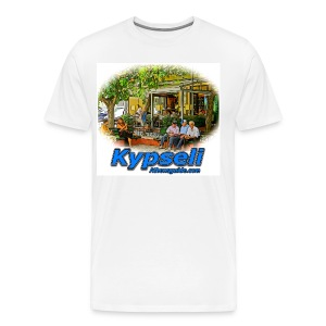 KYPSELI OLD PEOPLE  1 (MEN) - Men's Premium T-Shirt