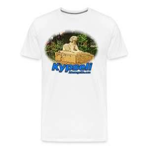 KYPSELI DOG (men) - Men's Premium T-Shirt