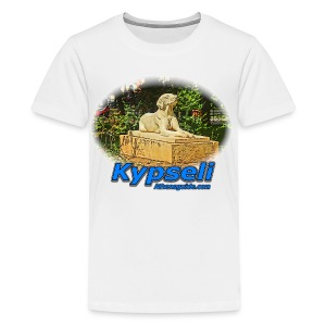 KYPSELI DOG (kids) - Kids' Premium T-Shirt