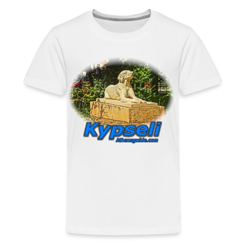 KYPSELI DOG (kids) - Kids' Premium T-Shirt