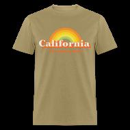 T-Shirts ~ Men's T-Shirt ~ California vintage