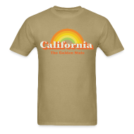 T-Shirts ~ Men's T-Shirt ~ California vintage