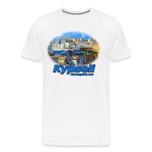 Kypseli Apartments (men) - Men's Premium T-Shirt