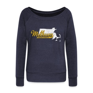 Methuen MA - Women's Wideneck Sweatshirt