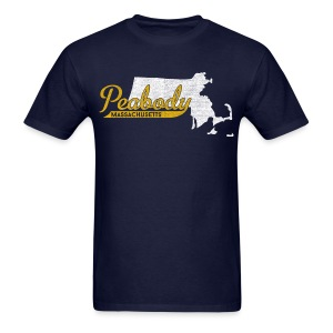 Peabody MA - Men's T-Shirt