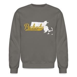 Peabody MA - Crewneck Sweatshirt