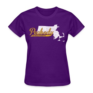 Peabody MA - Women's T-Shirt