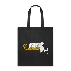 Peabody MA - Tote Bag